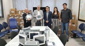 Nutes entrega mais de 1.700 equipamentos produzidos na Parceria para o Desenvolvimento Produtivo